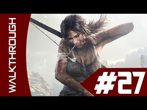 Tomb Raider Reborn (HD): Walkthrough Pt. 27 - Normal Difficulty
