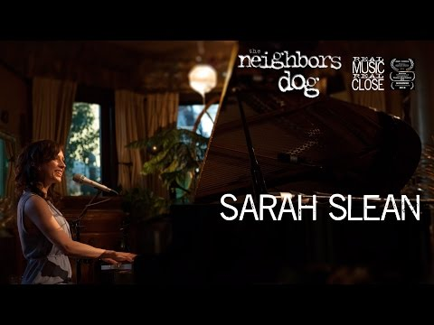 Sarah Slean - California Music Videos