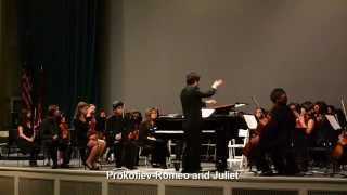 Hollywood Youth Orchestra (HYO) Spring 2014 Concert