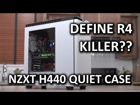NZXT H440 Quiet PC Case