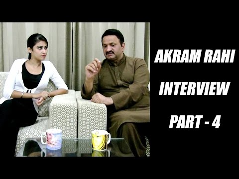 Akram Rahi | Anchor - Amandeep Kaur | Interview | Part 4 | Japas Music video