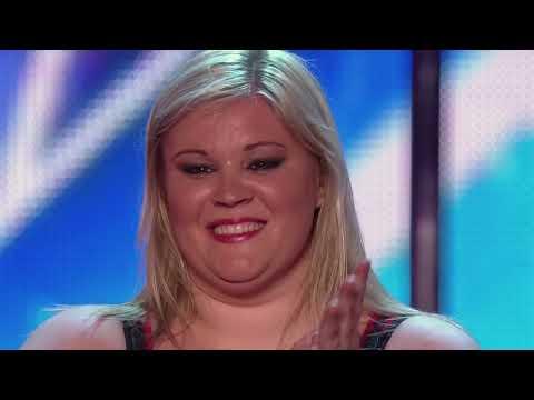 A pole-dancing masterclass from Emma Haslam | Britain's Got Talent 2014