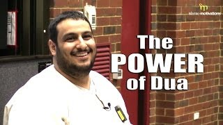 The Power of Dua – Yahya Ibrahim