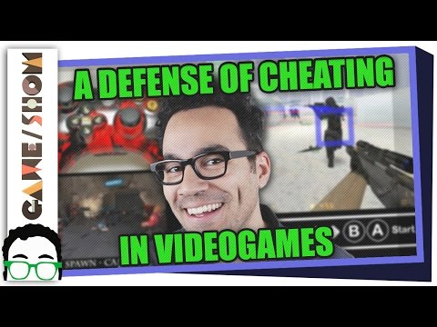 A Defense Of Cheating In Videogames | Game show | Pbs Digital Studios video