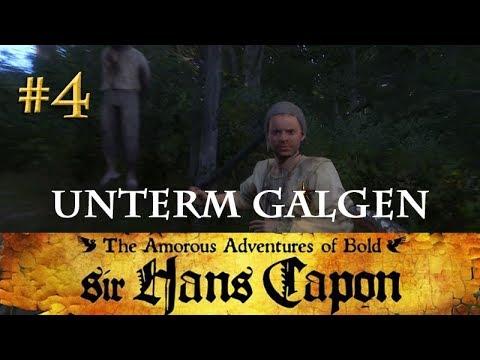 Let's Play Kingdom Come Deliverance (Hans-Capon-DLC) #4: Unterm Galgen (deutsch / blind)