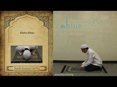How To Pray - Maghrib (evening Pray) - Fardh video