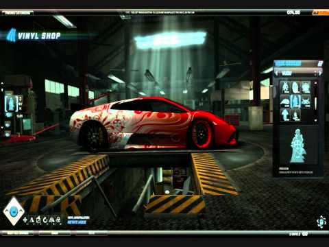 KEN BLOCK 塗 裝 教 學 part1. NFS World - Secret Areas. Need For Speed World (
