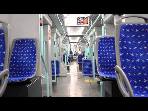 Road Movie - Stadler Tango sur la ligne 15 (TPG)