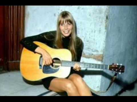 Joni Mitchell - A Melody In Your Name