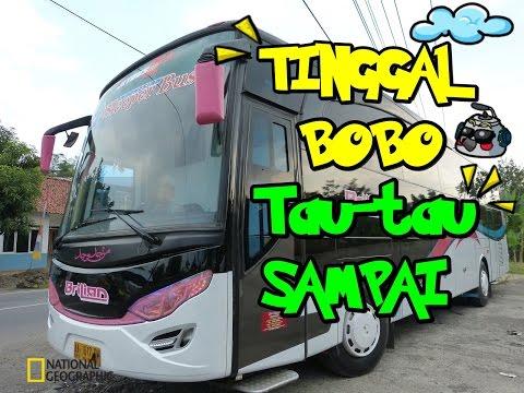 Sleeper Bus Indonesia, Viral Netizen