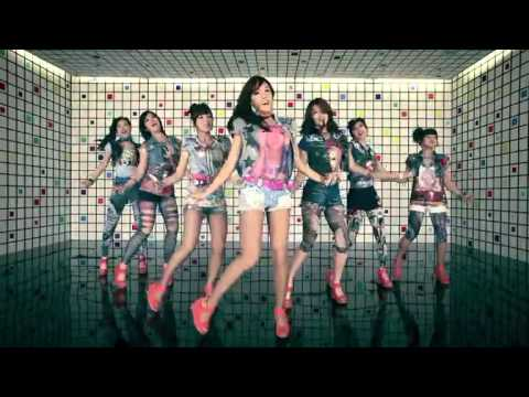 T-ARA - ROUND AND ROUND MV Music Videos