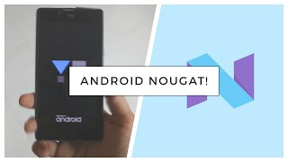 How To : Install Android Nougat on YU Yuphoria (YU5010) (Unofficial CyanogenMod 14)