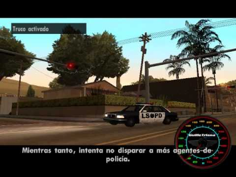 Como Hacer Zombies Gta Sa, Sin Mod (pc Y Ps2)  How To Save Money And