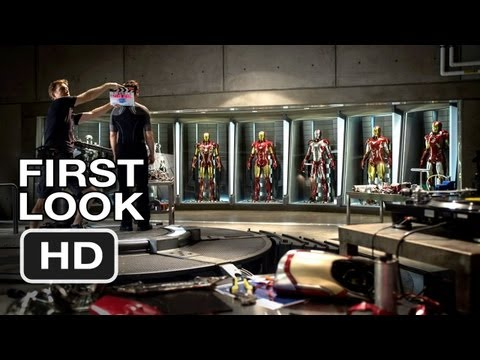 Iron Man 3 - Photos From The Set (2013) Exclusive Set Photos HD