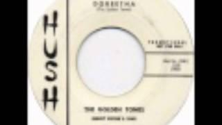 GOLDEN TONES - Little Island Girl / Doreetha - HUSH 101 - 1959