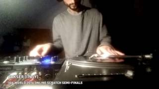 Fakser (Italy) - IDA World 2016 Online Scratch Semi-Finals