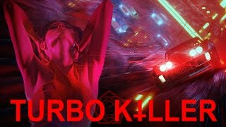 Клип Carpenter Brut - TURBO KILLER