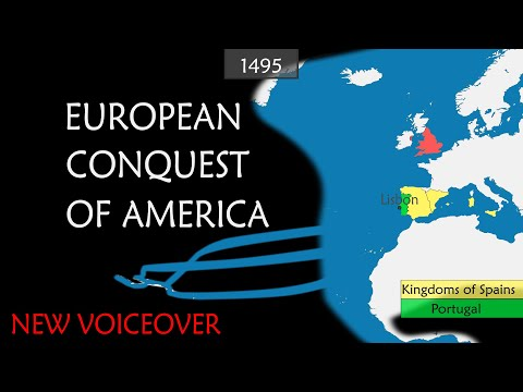 European conquest of America