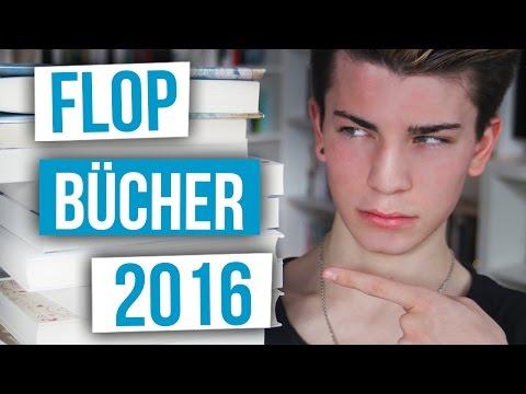 DIE SCHLECHTESTEN BÜCHER 2016! | BookTown