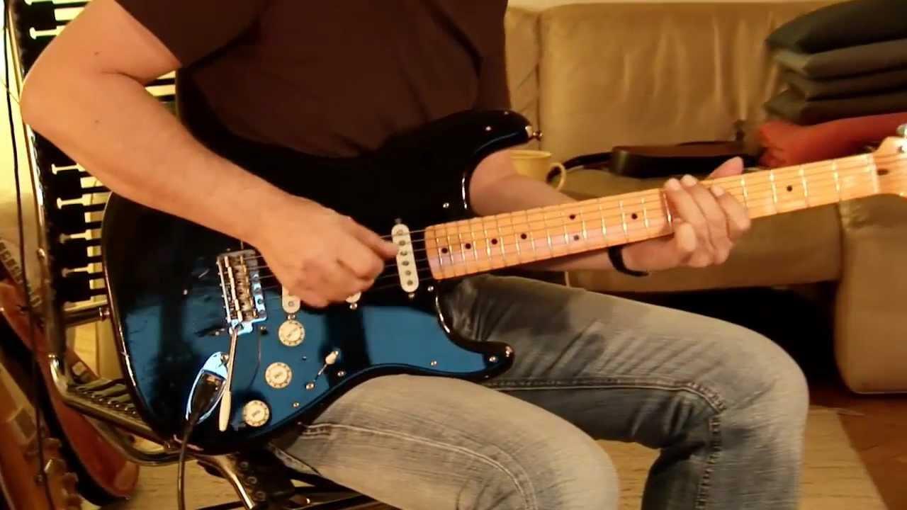 Fender custom shop stratocaster for sale