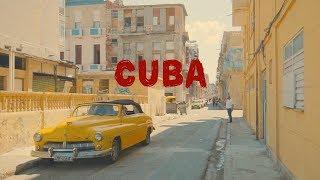 🇨🇺 청춘가득, 쿠바에서의 일주일 a week in cuba |  여락이들