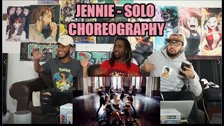 Jennie 39 Solo 39 Choreography Unedited Version Reaction