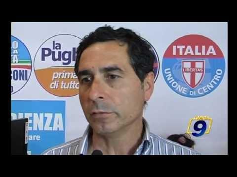 Ballottaggio Corato   Intervista a Franco Caputo, candidato sindaco PDL