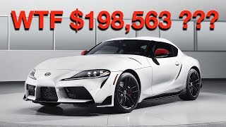 I Tried to Buy the 2020 Toyota Supra...(DEALERSHIP SCAM EXPOSED)