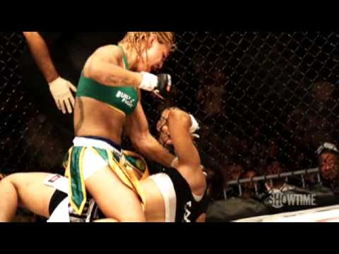 A Hurricane of Aggression - Cris Cyborg