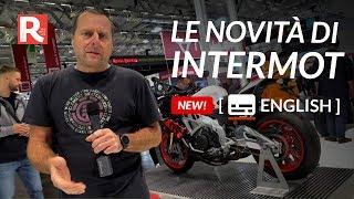 Intermot 2018, tutte le nuove moto