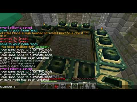 Minecraft PC Livestream - Killing the Ender Dragon