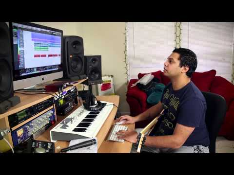 Guitar Recording Tips - Misha Mansoor
