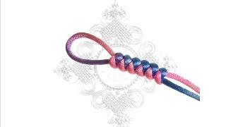 徒手蛇結&徒手金剛結-初級基本結【一線生機】(Snake Knot) (Reinforced Snake Knot)