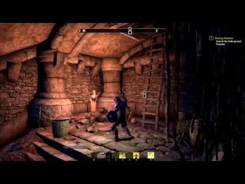 The Elder Scrolls Online #1 - для новичков.