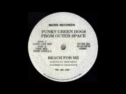 Funky Green Dog's From Outer Space - Reach For Me