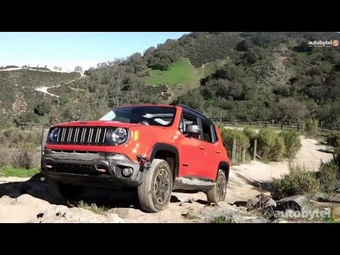 Small 4x4 2015 2015 Jeep Renegade Small 4x4