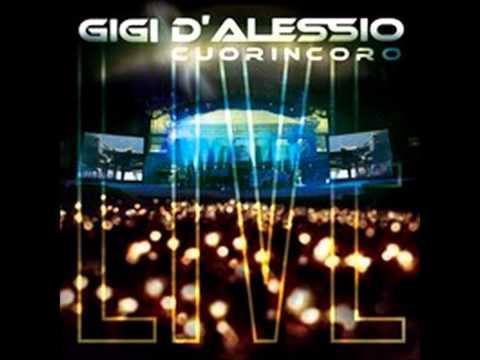 Spiegame cherè live - Gigi D'Alessio