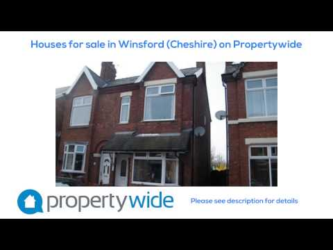 Houses for sale in Winsford (Cheshire) on Propertywide