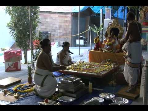 Šri Ganeša Chaturthi 06-Sep-2013 05:00pm to 06:00pm Part 1...