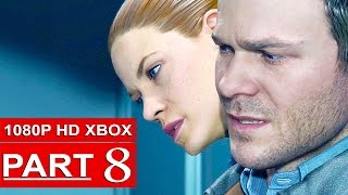 Quantum Break Gameplay Walkthrough Part 8 [1080p HD Xbox One] - No Commentary