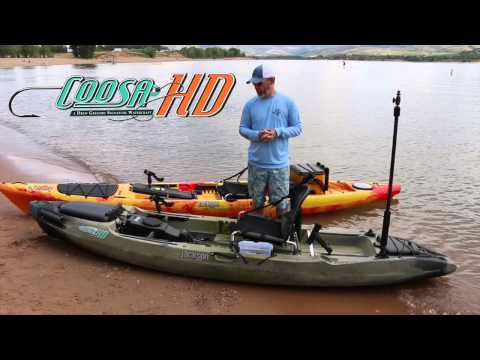 Jackson Kayak - Live at OR - New Fishing 2015