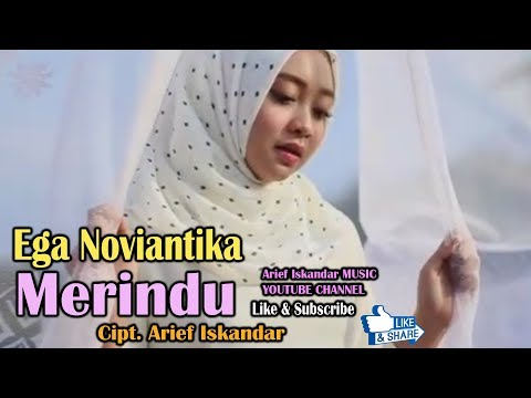 Ega Noviantika - Merindu (Official Music Video)
