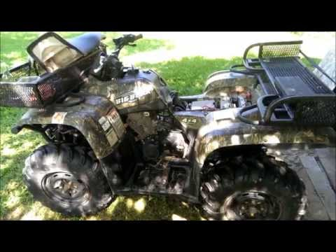 2009 Yamaha Big Bear 400 Carburetor Rebuild Part 1 of 3