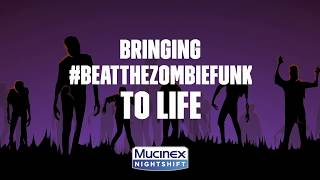 Bringing The Mucinex Nightshift #BeatTheZombieFunk Dance Challenge To Life
