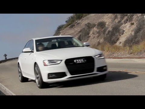 2014 Audi A4 2.0T Review - TEST/DRIVE