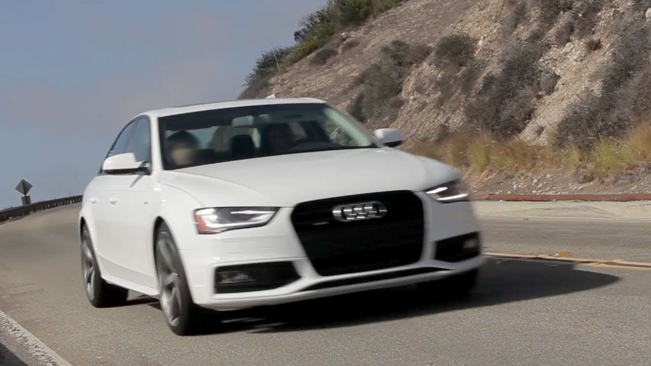 2014 Audi A4 2 0t Review Test Drive Youtube