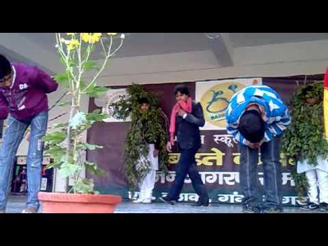 Disha Rihab..center...anuual Function Bhadte Kadam 2013 video