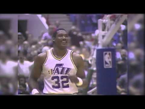 Utah Jazz vs. Philadelphia 76ers January 29 1986