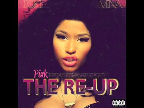 Nicki Minaj - Pink Friday Roman Reloaded - The Re-Up [Album Snippets]
