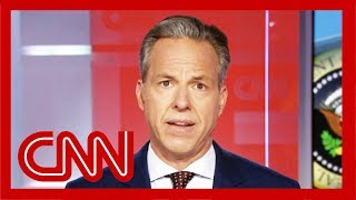 Jake Tapper: Trump has tenuous relationship with the truth but this is something else